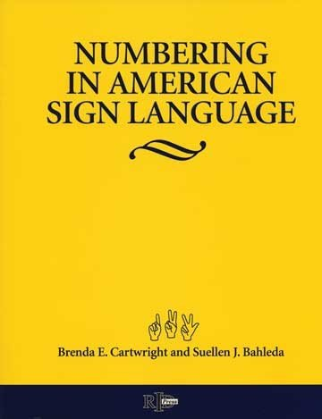 NUMBERING IN AMERICAN SIGN LANGUAGE by Harris Communications