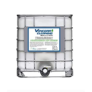 All Purpose Vinegar Cleaning Solution – Multi Use Home & Garden Cleaner, 20% Vinegar Concentrate – 1000 Litre Tote