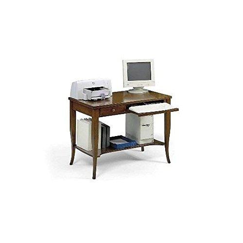 Mobili Porta Computer Prezzo.Tavolo Porta Pc Arte Povera Super Prezzo Amazon It Casa E Cucina