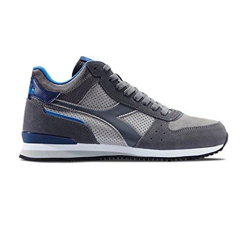 Diadora Herren Malone Mid S Sneakers 75067 - GRAY PALOMA