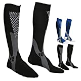 Compression Socks for Men & Women,(Pair Of 2) By SPOLLK