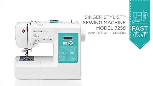 Fast Start - Singer Stylist 7258