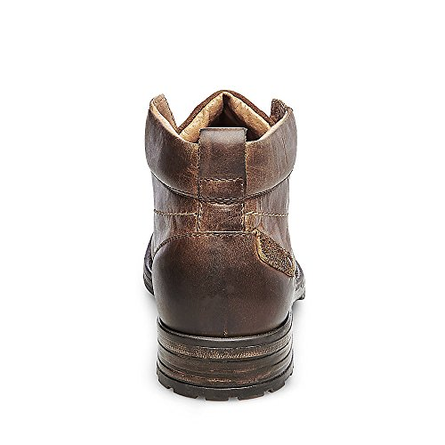Steve Casual Men's Leather 11 Ludic Madden US Bootie Tan rq6rTw