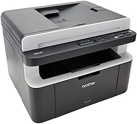 Brother DCP-1617NW Multifuncional Laser 21 ppm 2400 x 600 dpi A4 ...