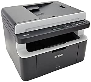 MULTIFUNCIONAL BROTHER LASER MONO - DCP-1617NW Brother, Preto