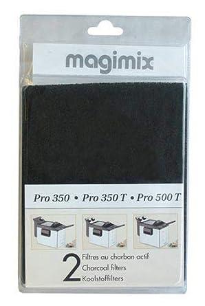 Magimix - Filtro Carbón X 2 Blister freidora Mag - 17027 ...