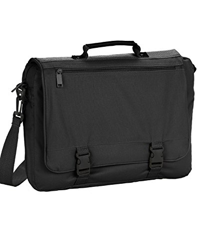 (Ultraclub 1012 Expandable Briefcase Black One Size)