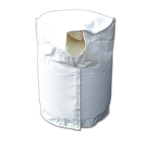 Chrome Propane Cover (ADCO 2111 White RV Propane Tank Cover)