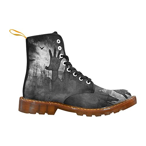 Interestprint Zombie Print Veterboots Fashion Schoenen Voor Dames