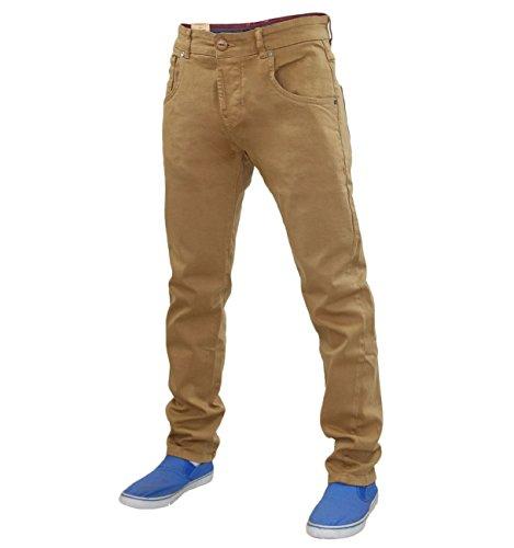 Men's Firetrap PARLIN Jeans Tobacco 34S