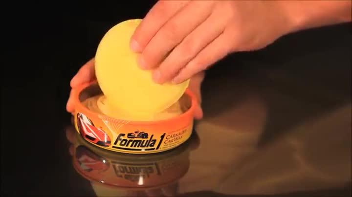 Formula 1 615026 Carnauba Paste Wax (230 g) 2