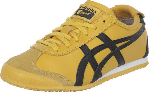 Onitsuka Tiger -Mexico 66 Vulc SU Sneaker Yellow Black buy cheap affordable gdYGC4W