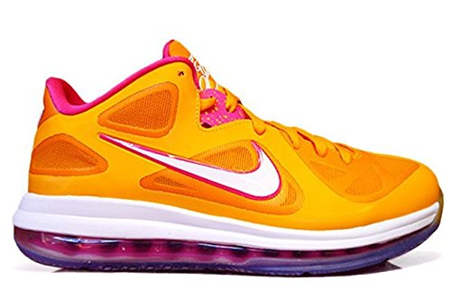 Nike-Lebron-9-Low-Floridian-OrangeCherry-510811-800-Size-11