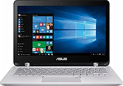 2017 Asus 2-in-1 Convertible Backlit Keyboard 13.3 inch Full HD Touchscreen Flagship High Performance Laptop PC, Intel Core i5-7200U Dual-Core, 6GB DDR4, 1TB HDD, Stereo Speakers, Windows 10
