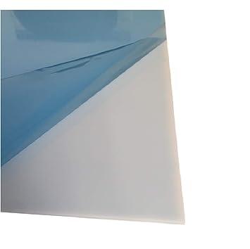 Relativ 2,0 mm Plexiglas Acrylglas Platte opal Tafelformat ca. 1010 x 500 LM26