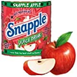 Snapple Juice Drink, Snapple Apple, 20-Ounce Bottles (Pack of 24)
