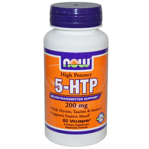 Now Foods 5 HTP 200 Vcaps