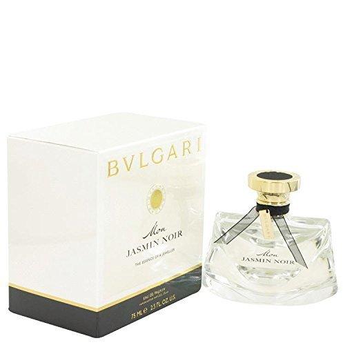 Mon Jasmin Noir by Bvlgari Eau De Parfum Spray 2.5 oz for Women - 100% Authentic