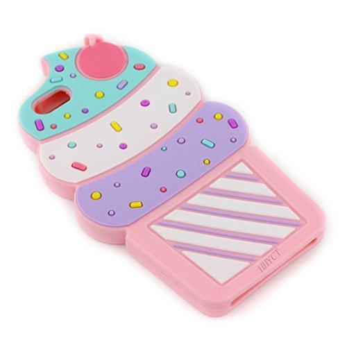 3d ice cream iphone 6 plus case - 4
