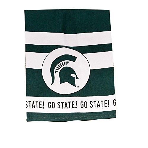 Glory Haus Michigan State Printed Tea Towel, Multicolor (Biff Jesus Best Friend)