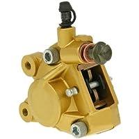 Bremssattel vorne Gold passend f Peugeot Vivacity 50 Peugeot Speedfight 50