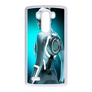 LG G3 Cell Phone Case White Beau Garrett In Tron Legacy M2M5JX