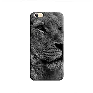 Cover It Up - The Lion BW F1s Hard case