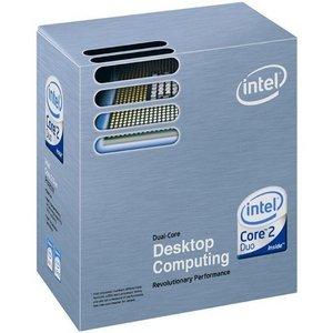 Intel Core 2 Duo E6420 Dual-Core Processor, 2.1 GHz, 4M L2 Cache, LGA775