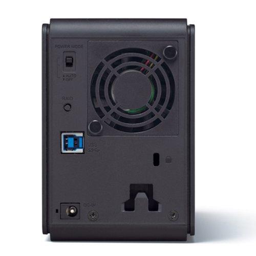 Buffalo Technology DriveStation Duo 8 TB External Hard Drive