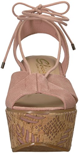 Blush Sbicca Wedge WoMen Sandal Staycation xIU7q