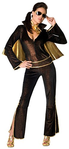 Elvis Female Costume SM -