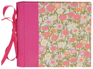 Books by Hand BBHK169-8 Ribbon Bound CD Holder, Pink (Bound Album Ribbon)