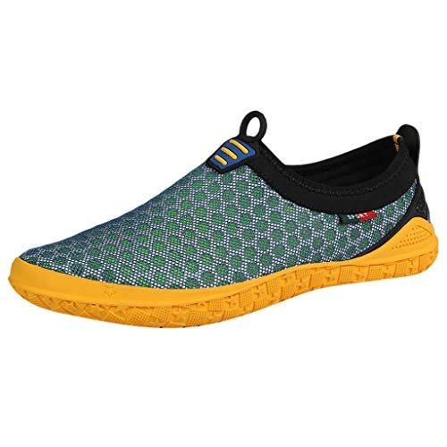 - Amandaz Clothes Unisex - Leisure Lazy Slippers Play Shoes Summer Aqua Shoes Sea Urchin Water Shoes for Jogging Waterproof Surf Beach