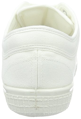 Kawasaki Rainbow 2.0 Core, Zapatillas Unisex Adulto Blanco (Chocolate 8)