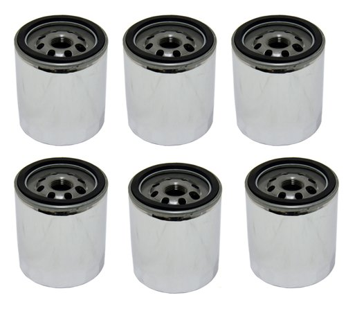 - Factory Spec, 32-0023, Oil Filter 6 Pack Harley Twin Cam 88 Engines