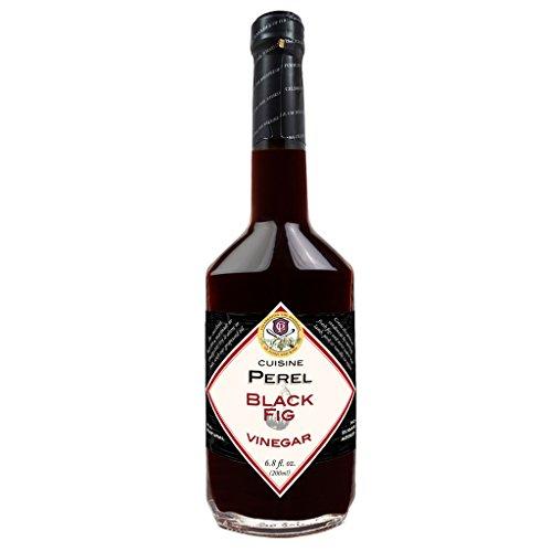 Cuisine Perel Black Fig Vinegar (6.5oz) by Cuisine Perel