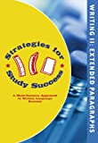 Strategies for Study Success, Extended Paragraphs, Emily Levy, 097721107X