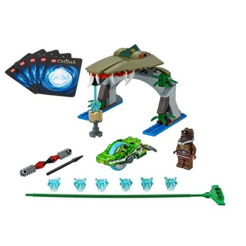 low-cost Lego Legends of Chima Speedorz 70112 - El Mordisco del ...