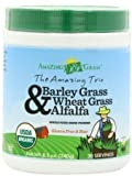Amazing Grass Amazing Trio Powder Alfalfa, Barley & Wheat Grass-30 Servings, 8.5-Ounce by Beststores