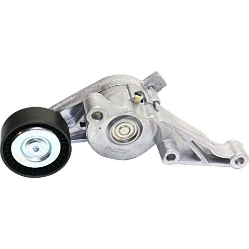 Accessory Belt Tensioner Serpentine Type compatible with Volkswagen Jetta 05-10 Bora 08-10 Assembly