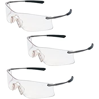 a8f90a88ca Clear Anti-fog Safety Glasses (3 Pair)