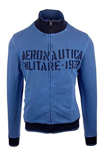 Inchiostro Blu Hombre Militare 08276 Sudadera Azul Aeronautica 84wvqgxCS