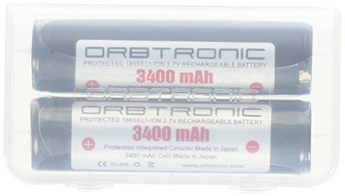 ORBTRONIC PROTECTED Rechargeable Performance Flashlights product image