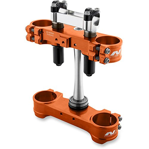 Neken 0509060 SFS Spring Complete Triple Clamps - -