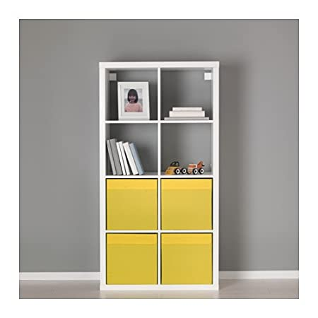 Amazon.com: IKEA DRONA Storage Box YELLOW (for EXPEDIT Shelving Unit): Home & Kitchen