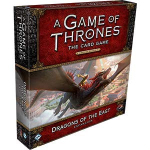Game of Thrones LCG 2ND Ed: Dragons of The East Del (Game Thrones Dragon)
