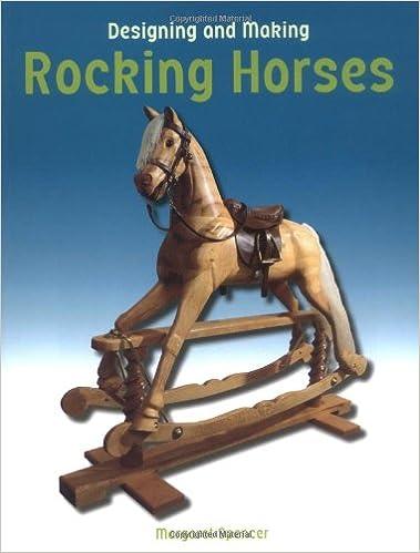 Designing And Making Rocking Horses Margaret Spencer 9781847971081
