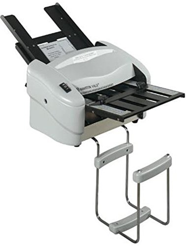 Martin Yale P7200 Premier Rapid Fold Automatic Desktop Letter/Paper Folder, Automatically Feeds and Folds 8 1/2