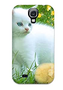 Hot Tpu Cover Case For Galaxy S4 Case Cover Skin Nature Best Animals