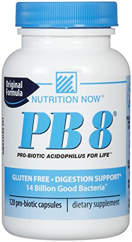 (Nutrition Now - Pb 8 Acidophilus, 120 Capsules)